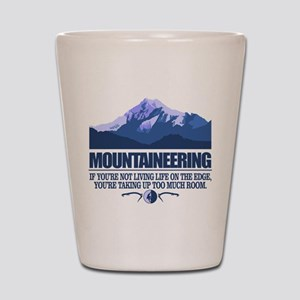 Mountaineering 2 Shot Glass