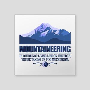 Mountaineering 2 Sticker