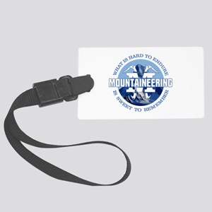 Mountaineering Luggage Tag