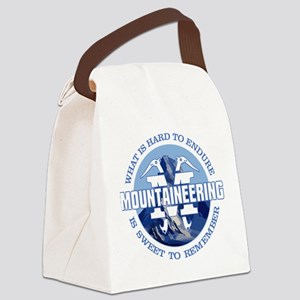 Mountaineering Canvas Lunch Bag