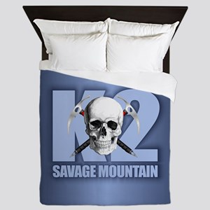 K2 Savage Mtn Queen Duvet