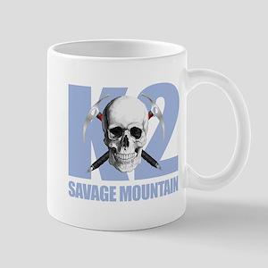 K2 Savage Mtn Mugs