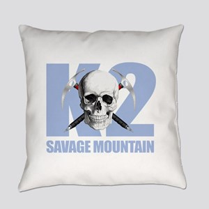 K2 Savage Mtn Everyday Pillow