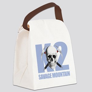 K2 Savage Mtn Canvas Lunch Bag