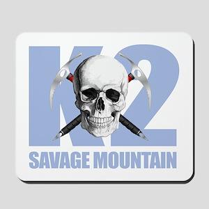 K2 Savage Mtn Mousepad