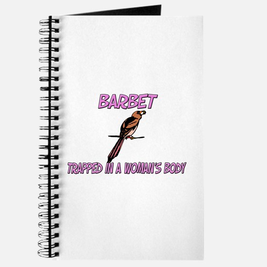 Barbet Trapped In A Woman's Body Journal