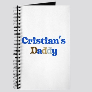 Cristian's Daddy Journal