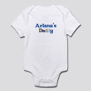 Ariana's Daddy Infant Bodysuit