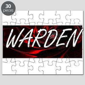 Warden Professional Job Design Puzzle