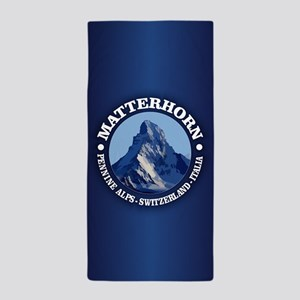 Matterhorn 2 Beach Towel