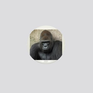 gorilla Mini Button