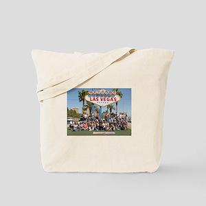 Vegas Weim Sign Tote Bag