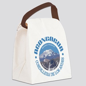 Aconcagua Canvas Lunch Bag