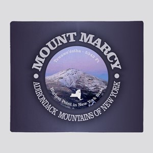 Mount Marcy Throw Blanket