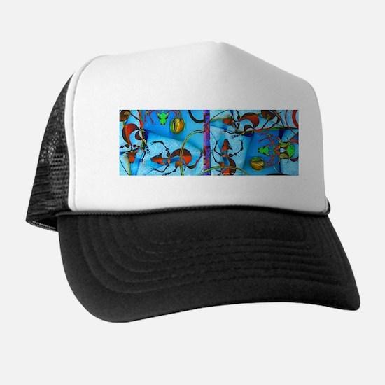 'TropicalDog' Trucker Hat