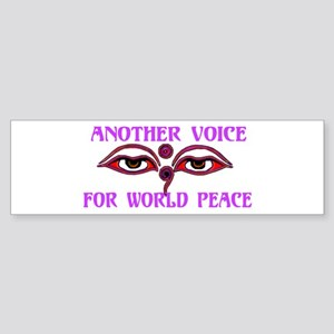 Voice For Peace Sticker (Bumper 10 pk)