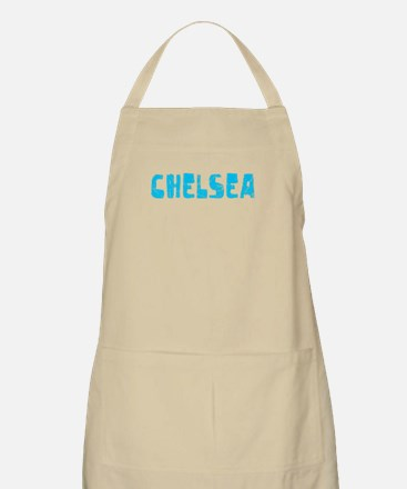 Chelsea Faded (Blue) BBQ Apron