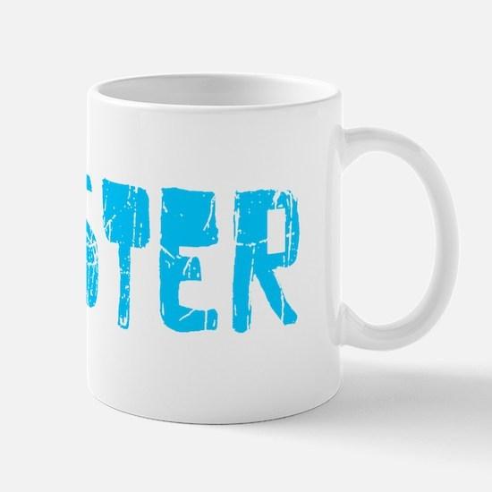 Chester Faded (Blue) Mug