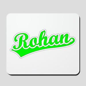 Retro Rohan (Green) Mousepad