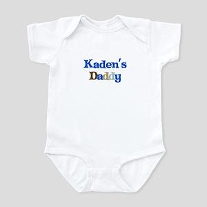 Kaden's Daddy Infant Bodysuit