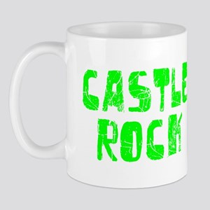 Castle Rock Faded (Green) Mug