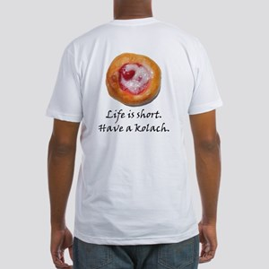 Czech Pride Kolach Fitted T-Shirt