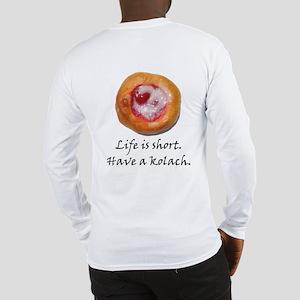 Czech Pride Kolach Long Sleeve T-Shirt