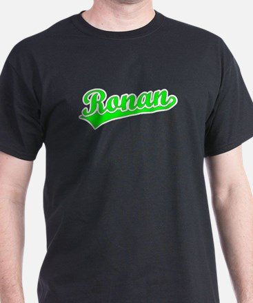 Retro Ronan (Green) T-Shirt