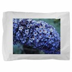 Butterfly Bush Floral Pillow Sham