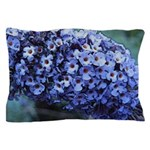 Butterfly Bush Floral Pillow Case