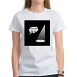 Where's The Spike Mark? Women's T-Shirt