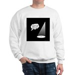 Where's The Spike Mark? Sweatshirt