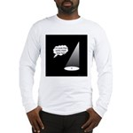 Where's The Spike Mark? Long Sleeve T-Shirt