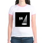 Not Funny Jr. Ringer T-Shirt