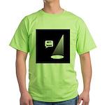 Not Funny Green T-Shirt