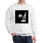 Not Funny Sweatshirt