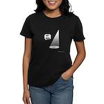 Not Funny Women's Dark T-Shirt