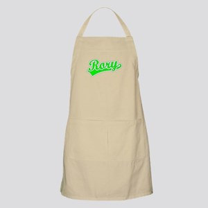 Retro Rory (Green) BBQ Apron
