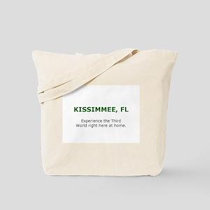 Plain Kissimmee, FL Tote Bag