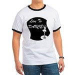 Live To Dance Ringer T