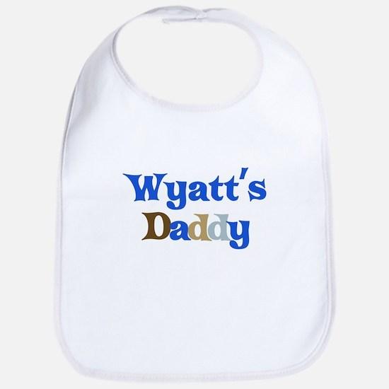 Wyatt's Daddy Bib