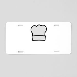 cook Aluminum License Plate