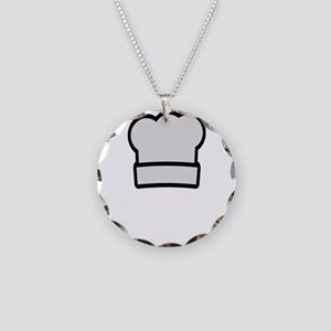 cook Necklace Circle Charm