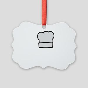 cook Picture Ornament