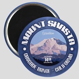 Mount Shasta Magnets