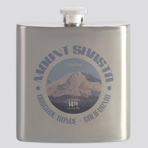 Mount Shasta Flask