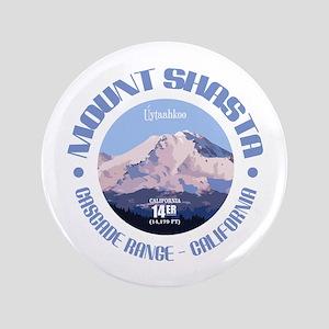 Mount Shasta Button