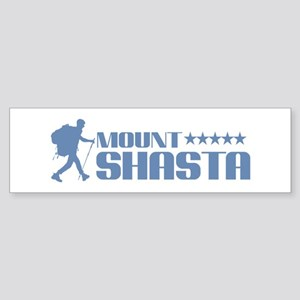 Mount Shasta Bumper Sticker