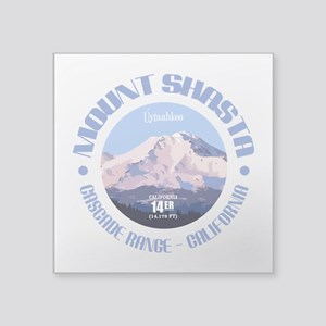 Mount Shasta Sticker