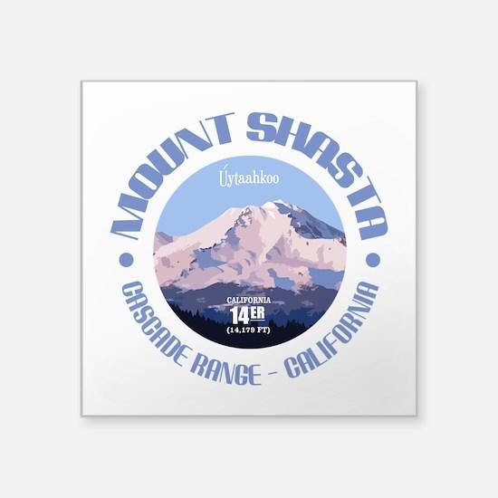 Mount Shasta Sticker